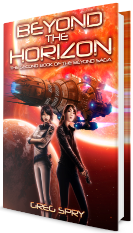 Science fiction novel Beyond the Horizon